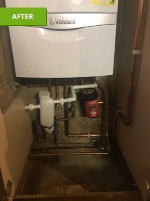 Image 33 - New Boiler Installed
