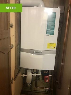 Image 34 - New Boiler Installed