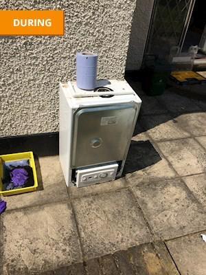 Image 32 - Old Boiler Removed
