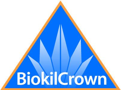Biokil Crown logo