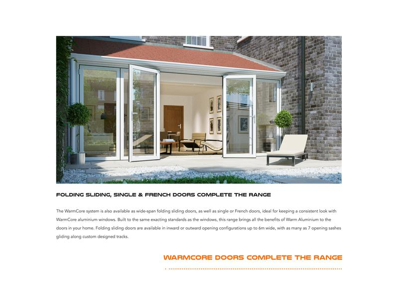 Image 19 - Bison - Folding sliding, Single and French doors