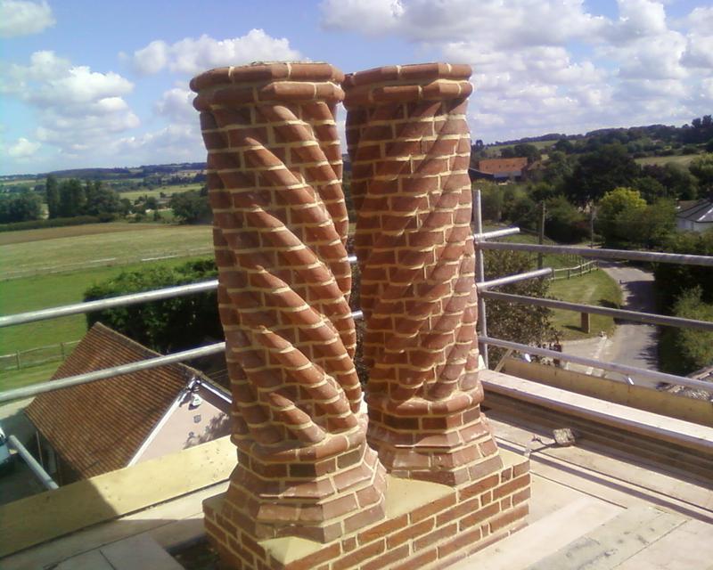 Image 1 - Twisted Chimney
