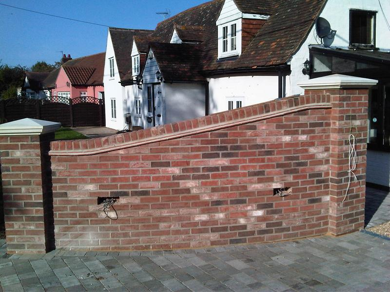 Image 11 - Curved and Sloping Walls