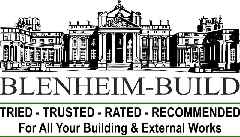 Blenheim-Build logo