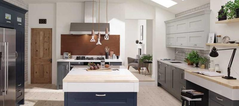 Image 7 - Shaker Kitchen by elegant Bespoke Living