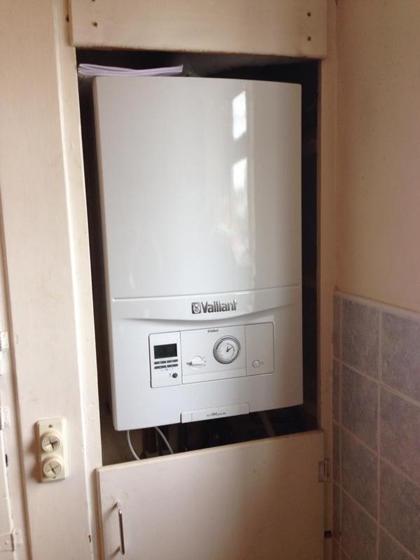 Image 8 - Boiler Install