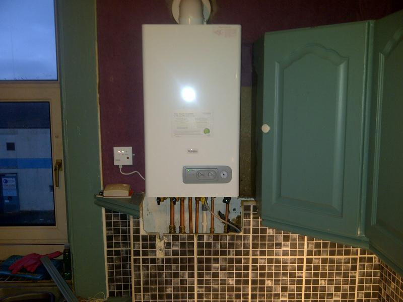 Image 3 - Boiler Replacement with a new condensing combi boiler