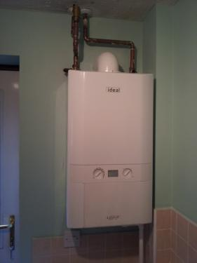 Image 1 - new boiler fitted
