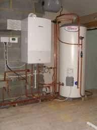 Image 88 - Unvented Hot Water System