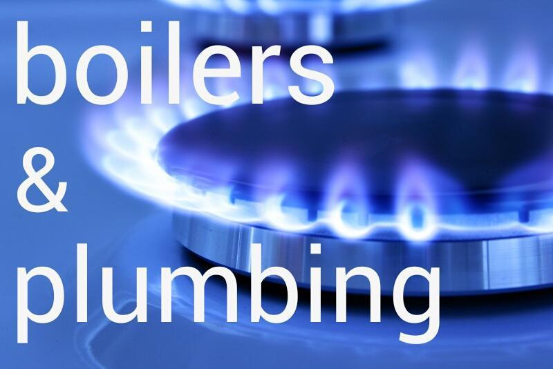 Boilers & Plumbing logo