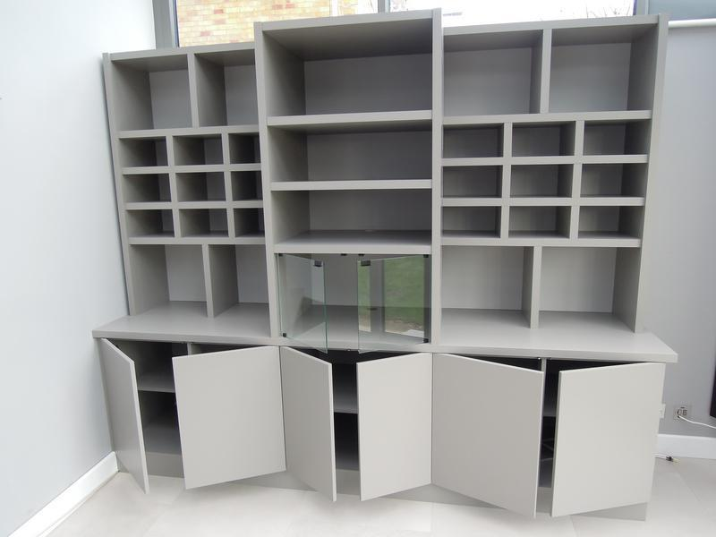 Image 30 - Bespoke Wall Unit