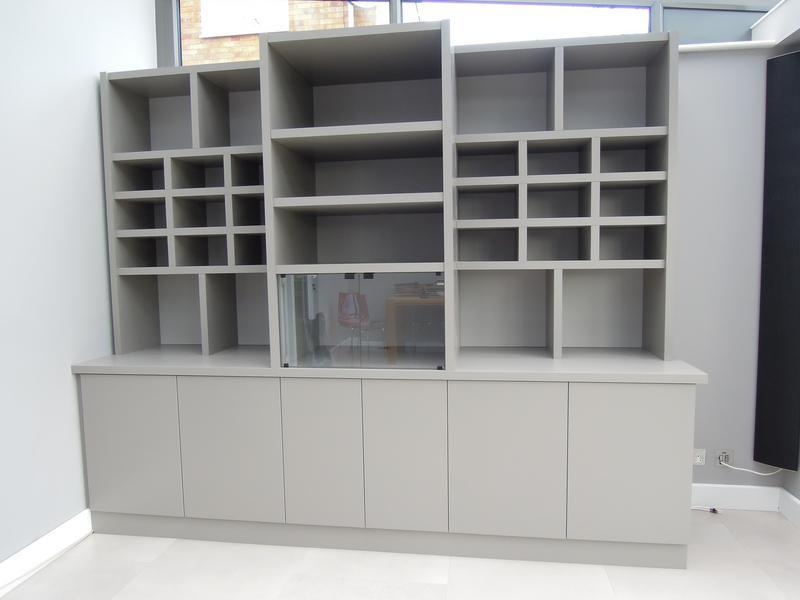 Image 29 - Bespoke Wall Unit