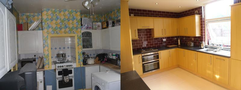 Image 7 - Mr & Mrs Dyche the sameview before and after