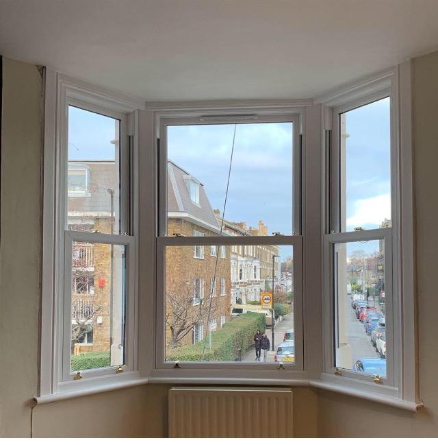 Image 5 - Box Sash Bay Window, Sliding Sash