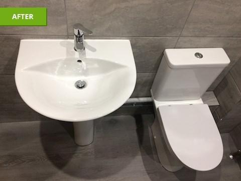 Image 26 - Bathroom Installation