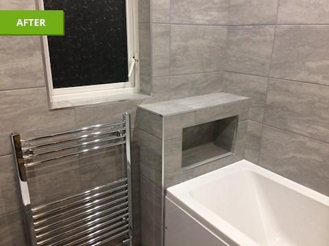 Image 28 - Bathroom Installation