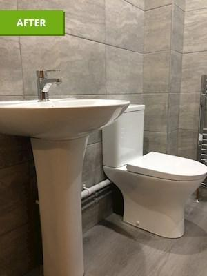 Image 30 - Bathroom Installation