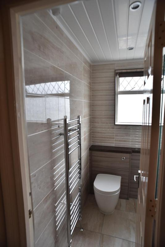 Image 3 - Bathroom installation Paisley