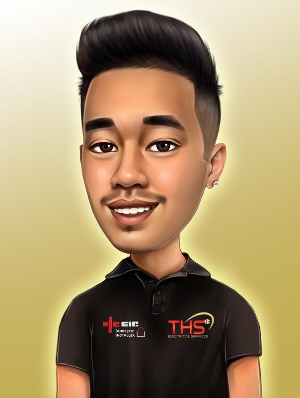 Image 187 - Brandon Nguyen - Electrican