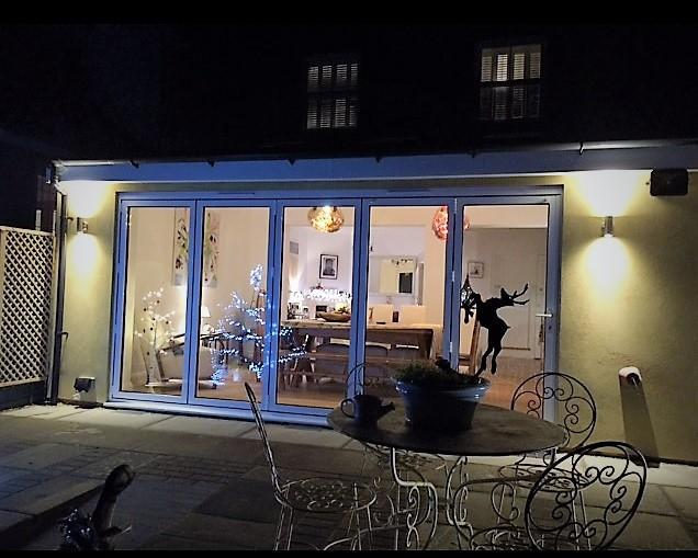 Image 8 - Extension in Tring with bi-fold doors