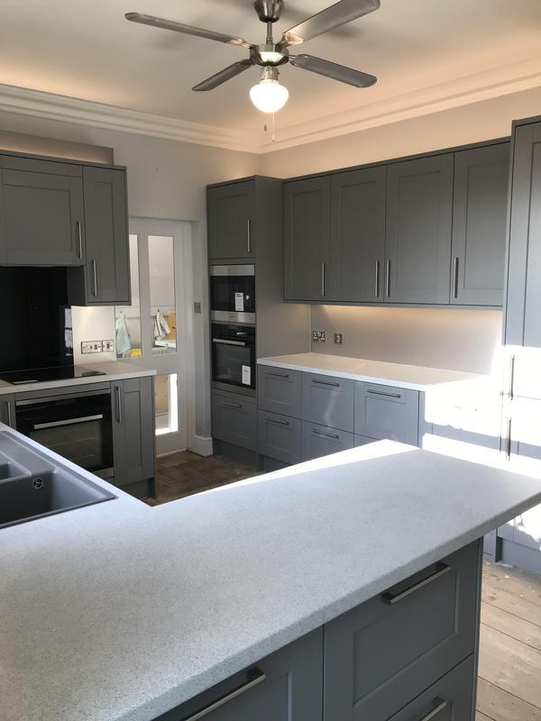 Image 21 - Customer 0086: New Kitchen Installed.