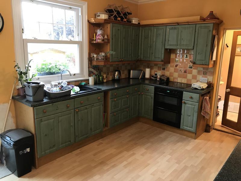 Image 22 - Customer 0086: Original Kitchen.