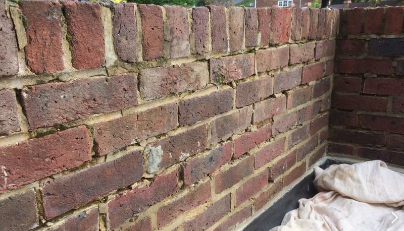 Image 166 - Retro look brick work