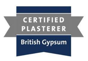 British Gypsum Certified Plasterer