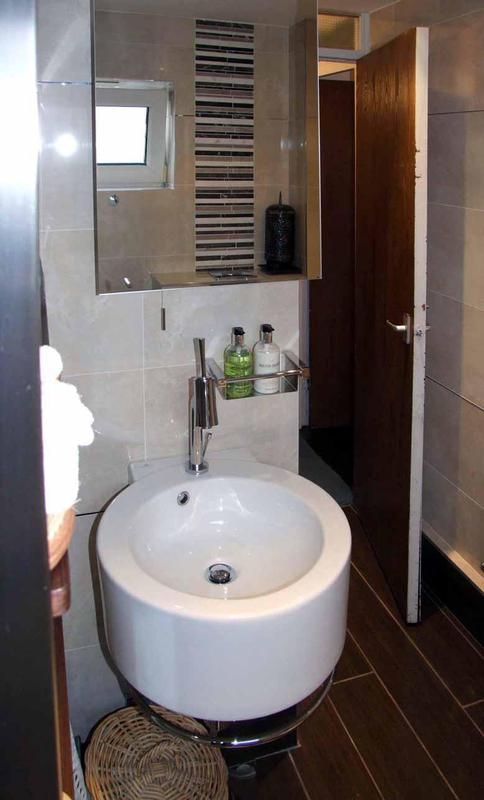 Image 130 - Wet room fitted in a lovely flat in Buckhurst Hill.
