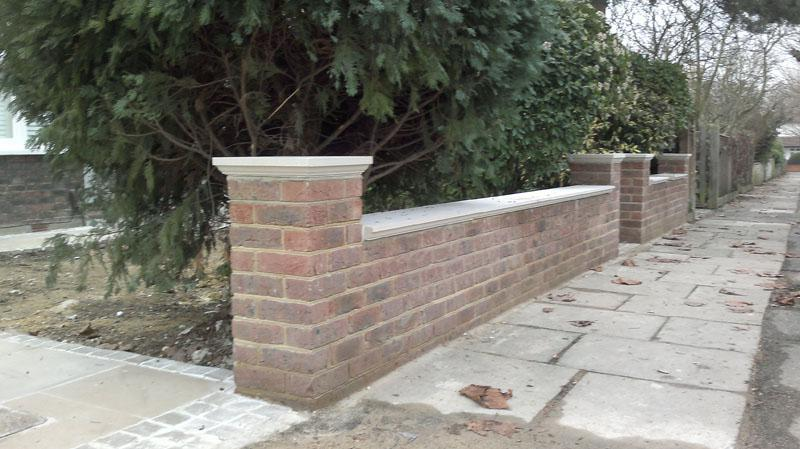 Image 144 - Brick work