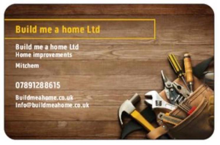 Build Me A Home Ltd logo