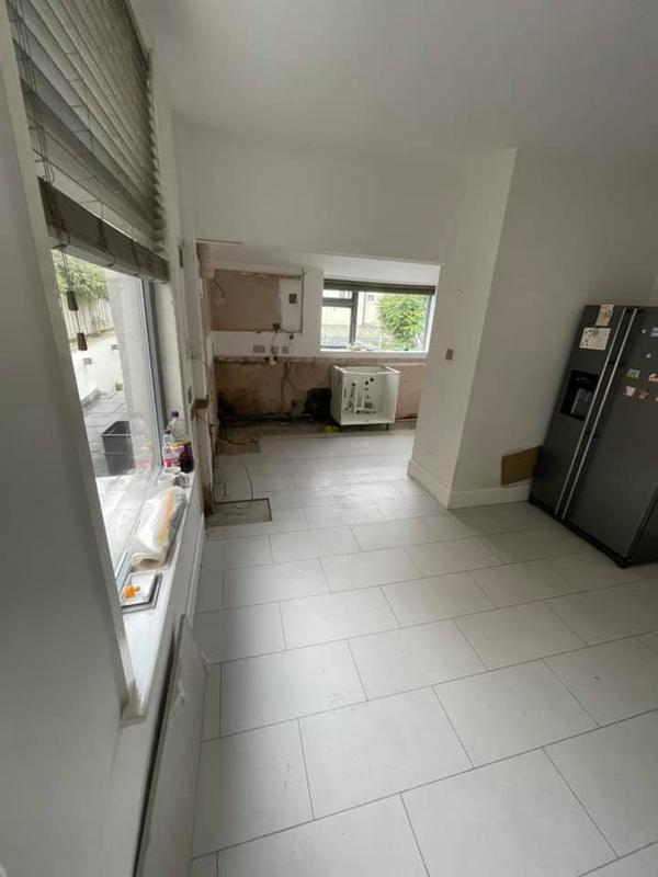 Image 39 - Bury Kitchen remodel - Before