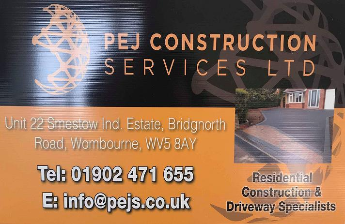 PEJ Construction Services Ltd logo