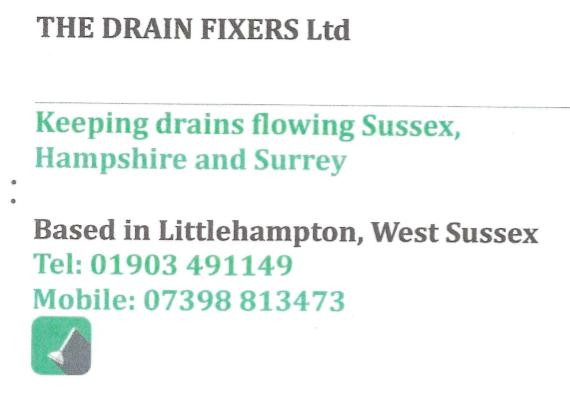 The Drain Fixers Ltd logo