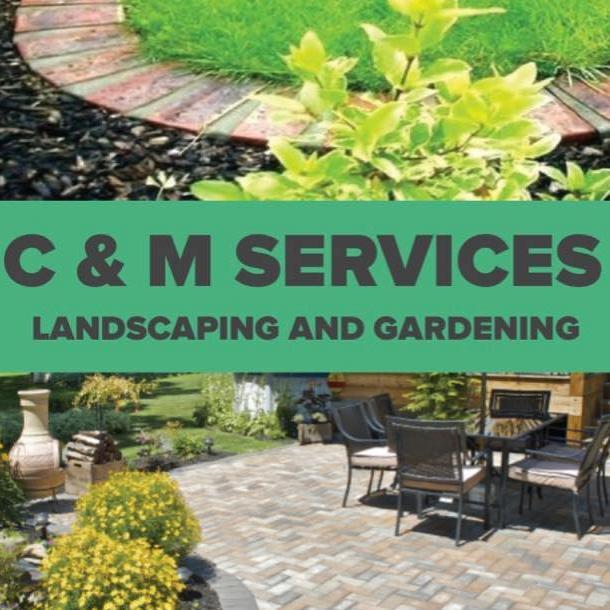 C&M Services logo