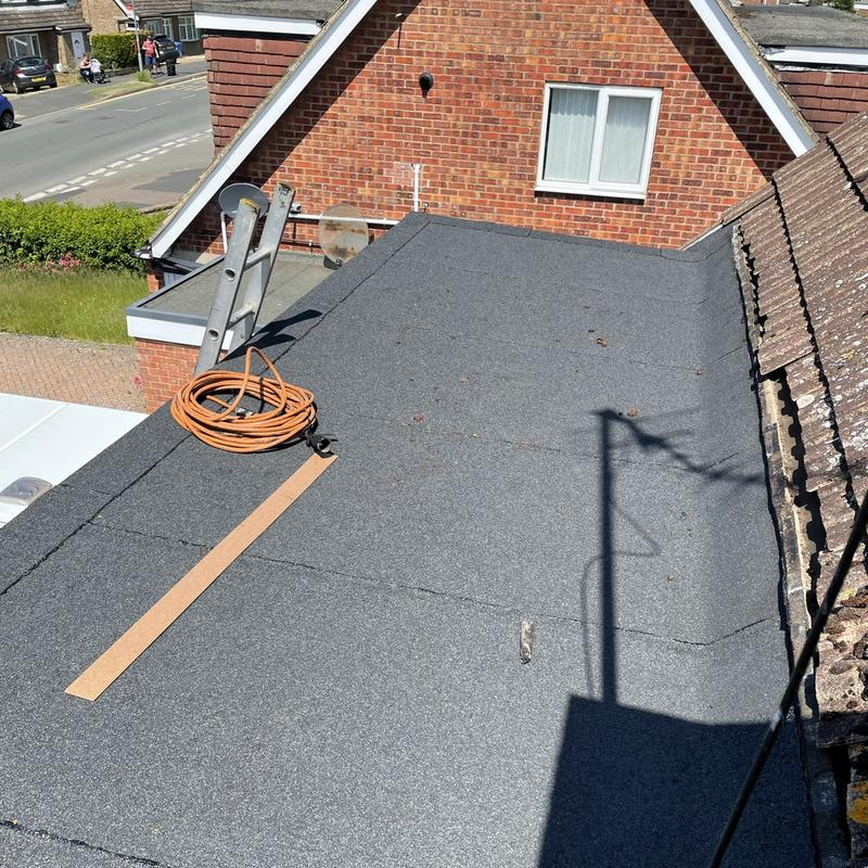 Image 23 - Two dormer roof is done in kettering