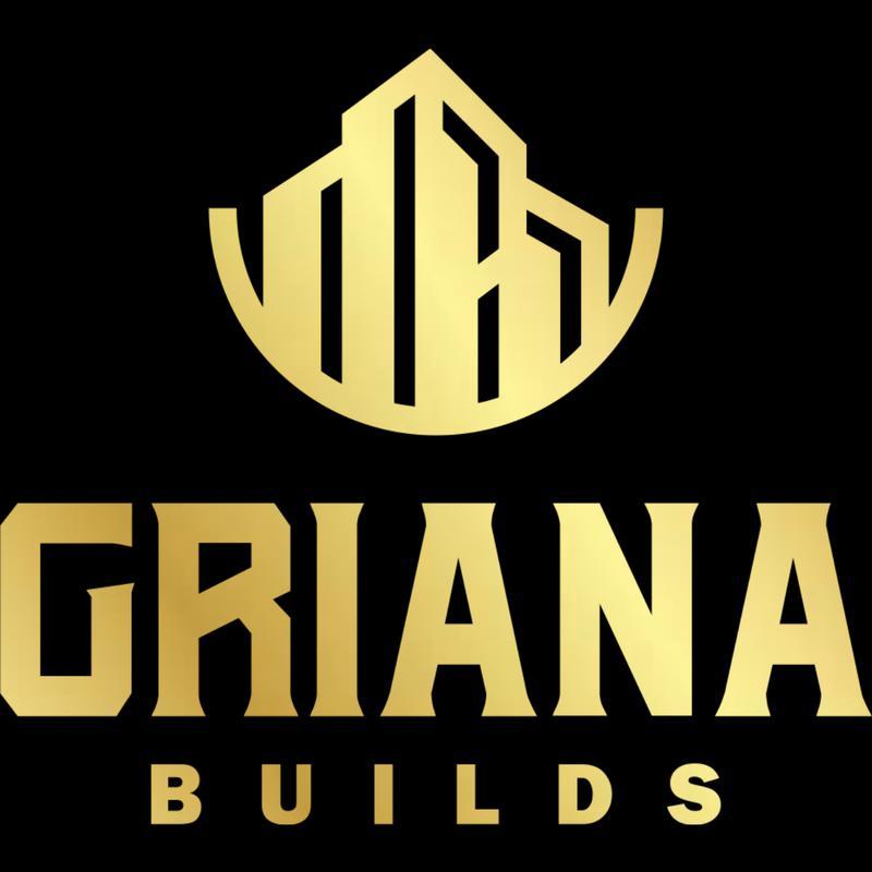Griana Builds logo