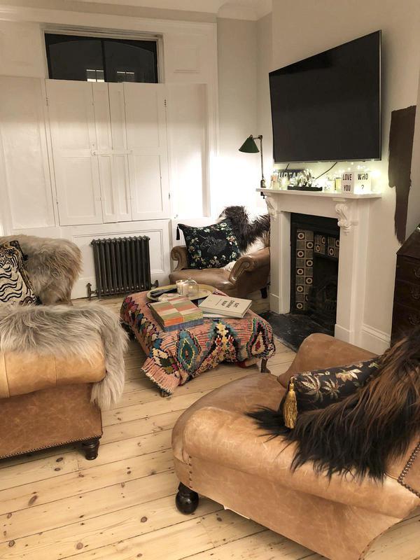 Image 3 - Pine floor restored