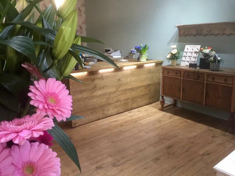 Image 68 - counter lighting ivy florist stevnage