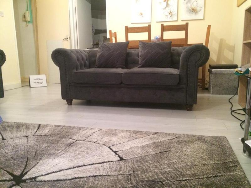 Image 18 - 5.3m by 4m Living Room Completed for just £330