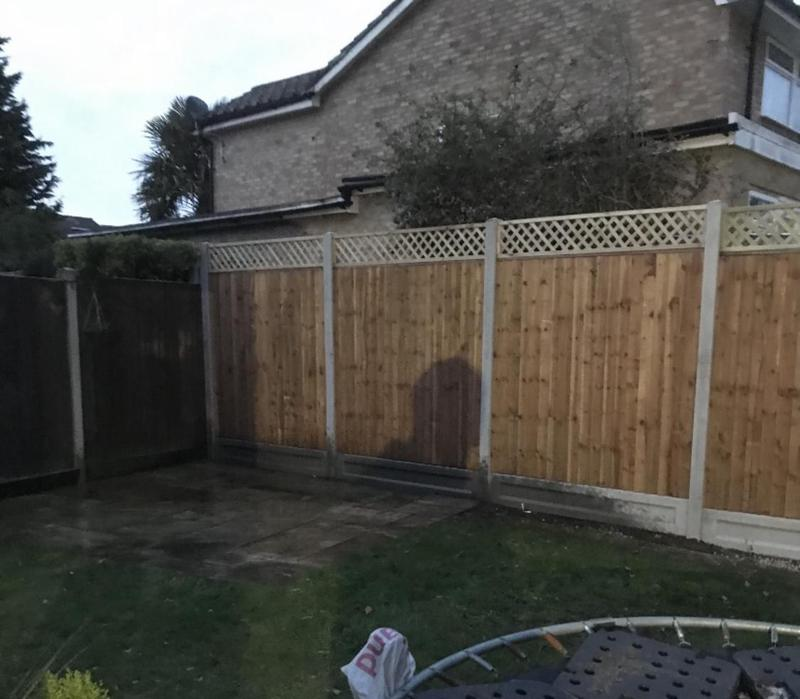 Image 2 - 37- New fencing with trellis