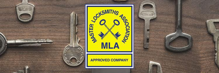 The Key Locksmith - Master Locksmith logo