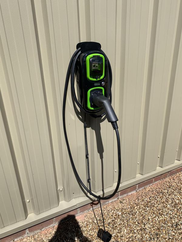 Image 8 - 7.2kw Rolec ev charger installed