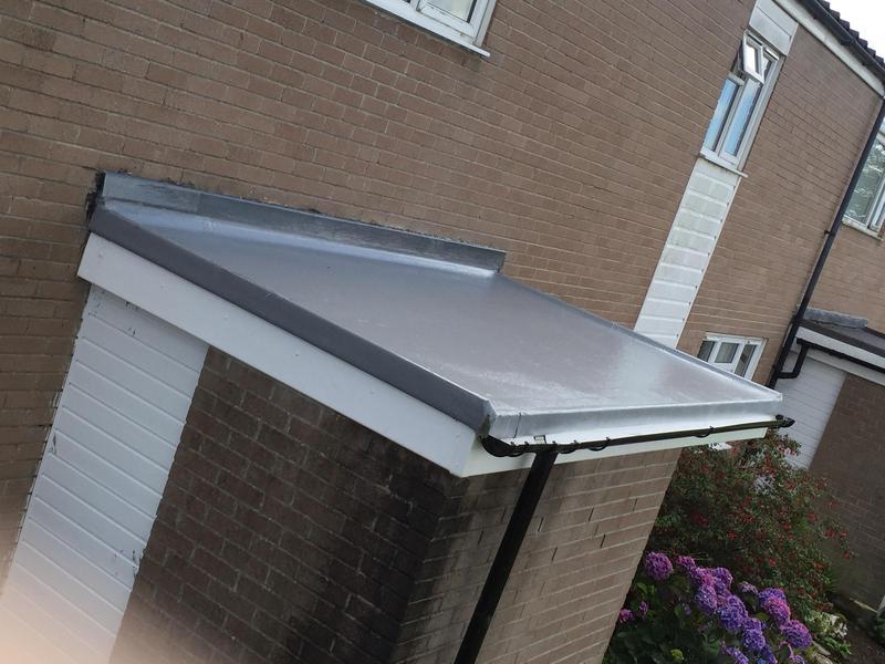 Image 11 - New flat roof