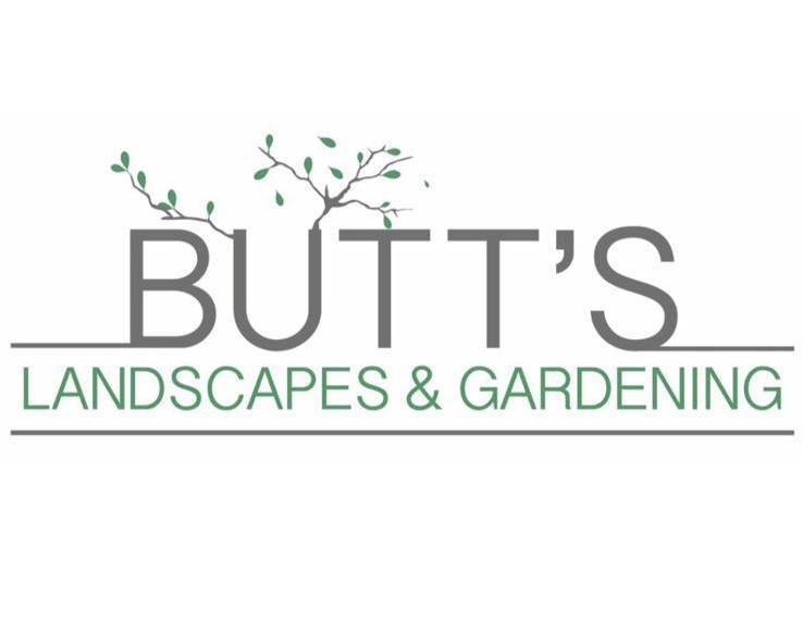 Butt's Landscapes logo
