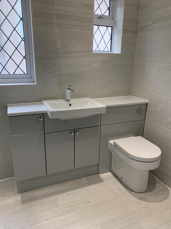 Image 49 - AFTER. Dartford Bathroom refurb