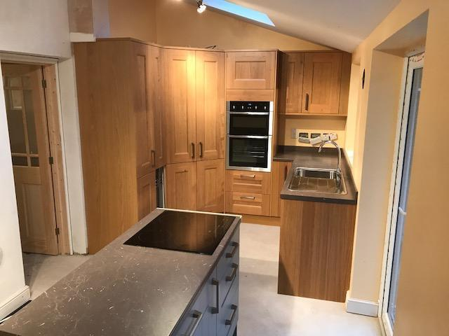 Image 32 - Kitchen in new extension