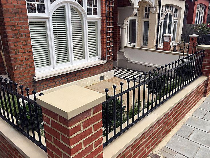 Image 158 - Brick wall/fence designs