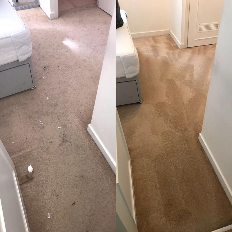 Image 3 - before and after deep cleaning
