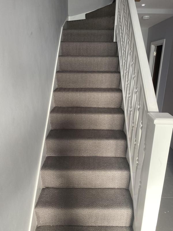 Image 8 - Herringbone carpet